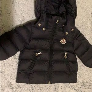Moncler Baby Jacket 6/9 Months